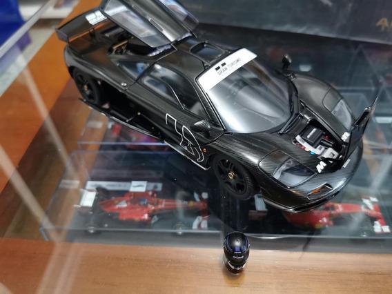 Miniatura Mclaren F1 Stealth Model Gran Turismo Gt5 Autoart
