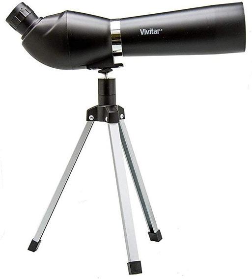 Luneta Vivitar Vivtv1836 C/ Ampliação 18x E 36x E Lente 50mm