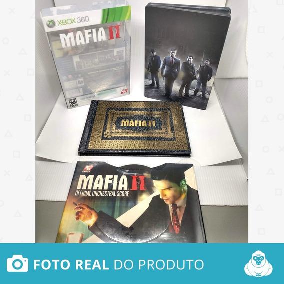 Mafia 2 Edição Especial De Colecionador Xbox 360