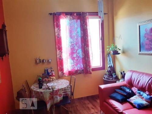 Apartamento À Venda - Centro, 2 Quartos,  48 - S893131932
