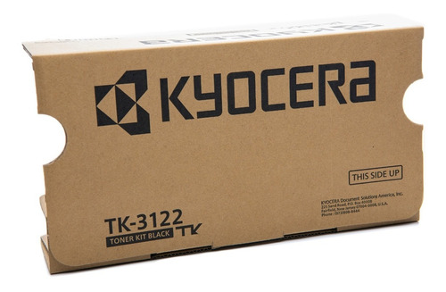 Imagen 1 de 2 de Toner Tk-3122 Kyocera Original Para Fs-4200dn / M3550idn