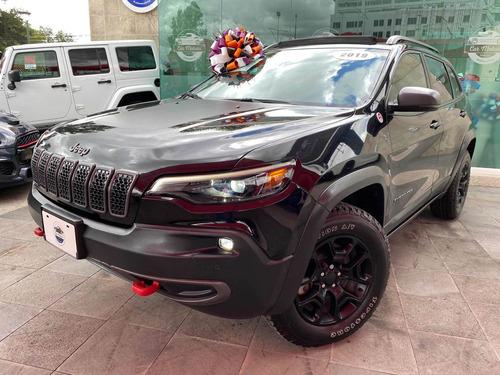 Imagen 1 de 15 de Jeep Cherokee 2019 3.3l Trailhawk At