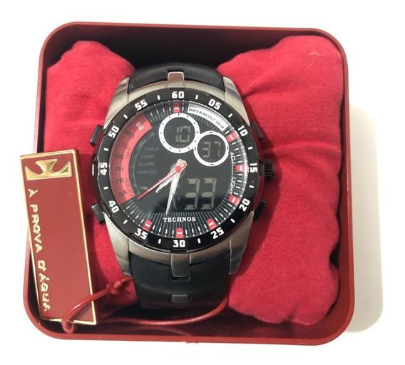 Relógio Masculino Technos Ca251a Igual A Zero