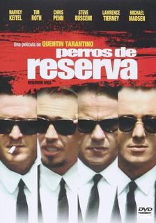 Perros De Reserva Quentin Tarantino Reservoir Pelicula Dvd