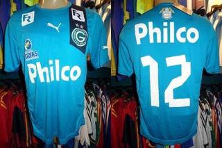 Goiás 2013 Camisa Goleiro Tamanho G Número 12.