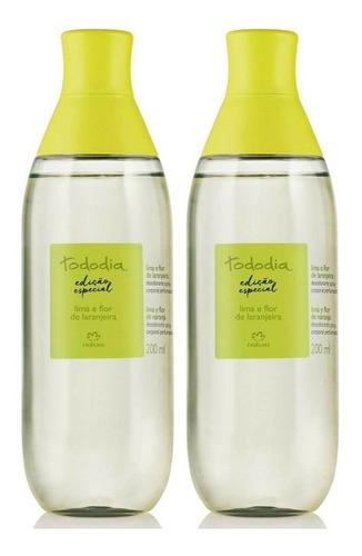 Spray Perfumado X2 Lima Y Flor De Naranja Tododía Natura