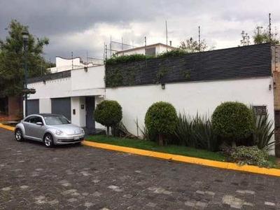 Preciosa Casa En Renta En Lomas De Las Palmas Cerrada Con Vigilancia
