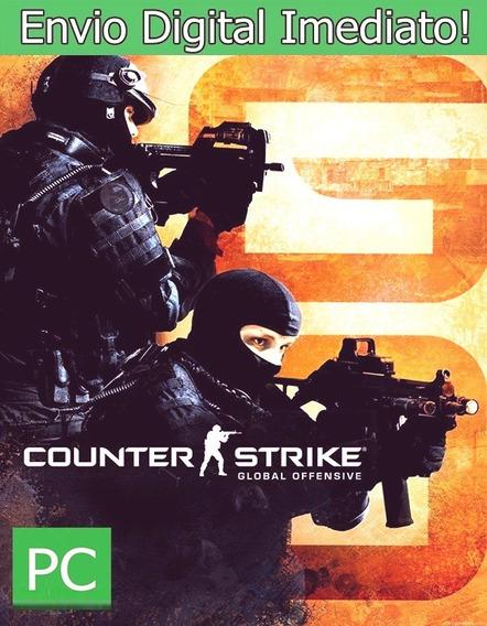 Counter Strike Global Offensive Hd Original Envio Imediato!