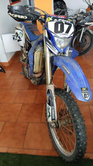 Yamaha Wr 250 Titulo Y Placa