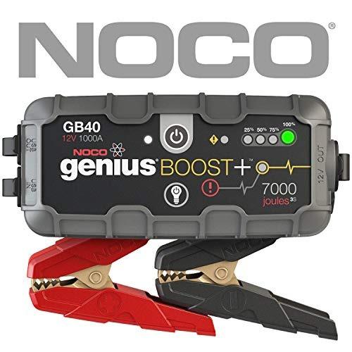 Imagen 1 de 4 de Noco Impulso Más Gb40 1000 Amperios 12v Ultrasafe Salto De