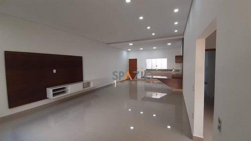 Imagem 1 de 21 de Casa Com 3 Dormitórios À Venda, 206 M² Por R$ 590.000,00 - Jardim São Paulo - Rio Claro/sp - Ca0507