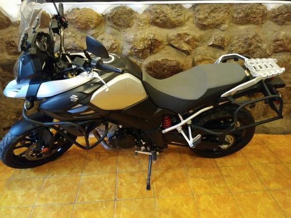 Suzuki Vstrom 1000 Abs 2015