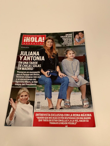 Revista Hola Argentina N 464 Año 09 1 De Oct De 2019 Mercado Libre