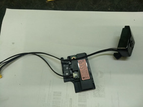 Un48j5200ag Placa Wifi + Botao Power Samsung