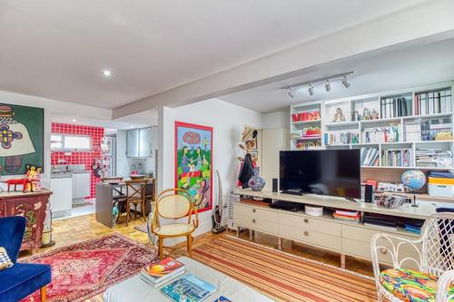 Apartamento À Venda - Itaim Bibi, 1 Quarto,  78 - S893025033