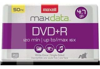 Maxell 639013 Superior En Archivo De Inicio De Grabación De