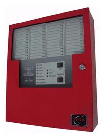 Central De Alarme De Incêndio 48 Laços 960 Detectores - Yota