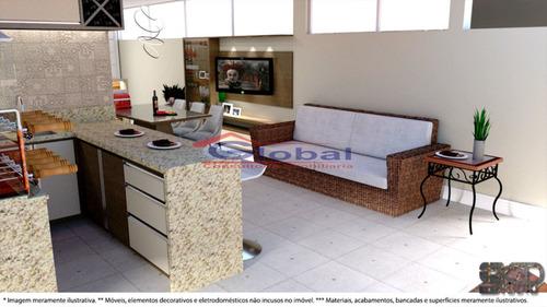 Cobertura Sem Condomínio - Vila Pires - Santo André - Gl38500