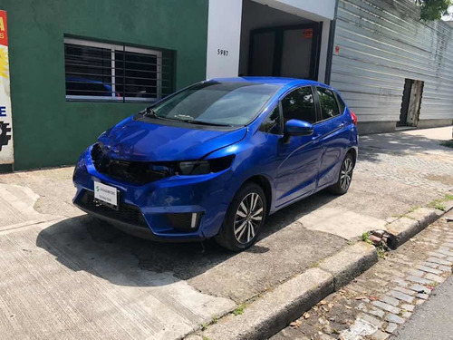 Honda Fit Ex-l   A/t