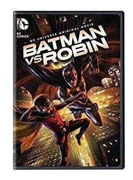 Imagen 1 de 1 de Batman Vs Robin Batman Vs Robin Full Frame Eco Dvd