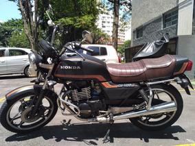 Cb 400 Preta 1982