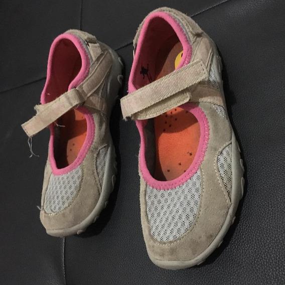 Ep 005 Zapatos Para Niña. Talla 33. Rockland. Mod. Mary Jane