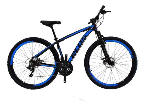 Bicicleta Aro 29 Ecos Onix Freios Disco 21 Vel