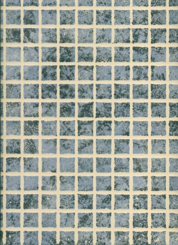 Mosaico De Piscina Azul Ceramica Verde Blanco Negro Rosa