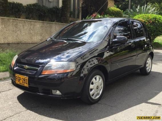Chevrolet Aveo Five 1400 Cc
