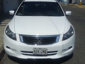 Honda Accord 2.4 Lx 2008 Sedan L4 Aut. 4 Cil.