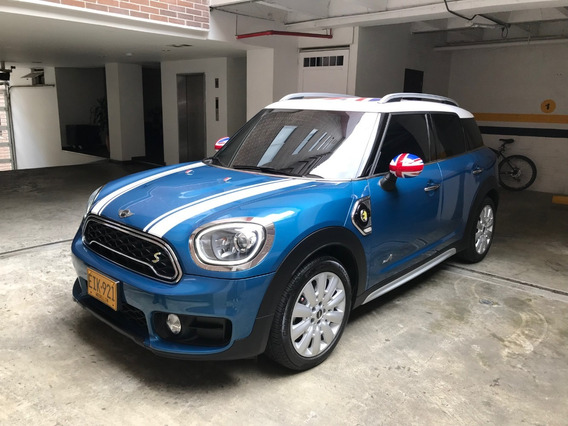 Mini Countryman Se All4 Hibrido 224 Hp