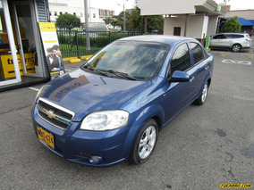 Chevrolet Aveo Emotion At 1600cc Aa
