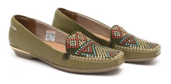 Mocasines Mujer Náutico Dama Claris Shoes Monterrey