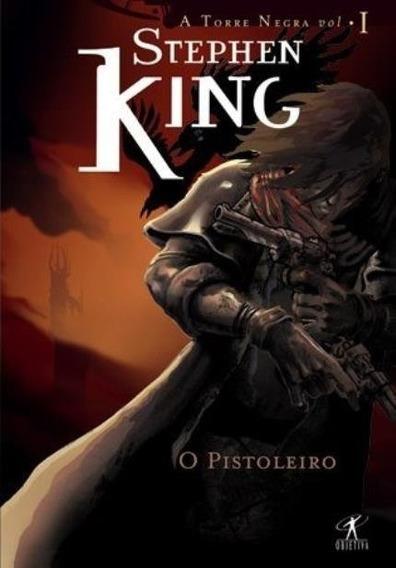 Livro O Pistoleiro - Col. A Torre Negra Vol. I