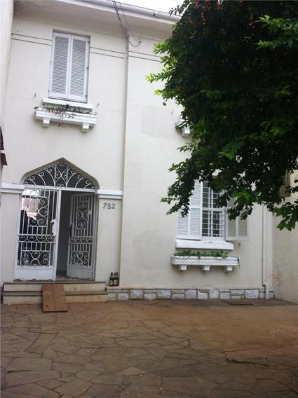 Casa Comercial Ou Residencial À Venda, Cidade Baixa, Porto Alegre. - Ca0402