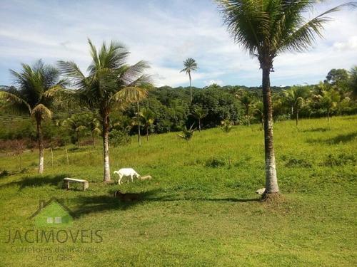 Imagem 1 de 15 de Chácara Para Venda Em Abreu E Lima, Igarassu - Ja217_1-1064393