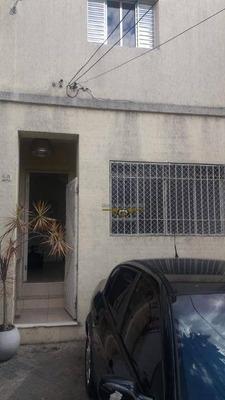 Sobrado Com 2 Dormitórios Para Alugar, 100 M² Por R$ 1.650/mês - Tatuapé - São Paulo/sp - So1236