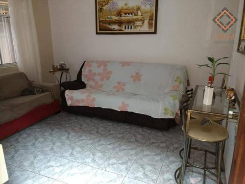 Casa Com 2 Dormitórios À Venda, 120 M² Por R$ 570.000,00 - Jardim Aeroporto - São Paulo/sp - Ca3017