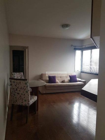 Flat Com 1 Dormitório E 48 M² À Venda Na Consolação - Fl4931