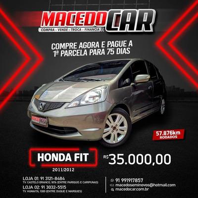 Honda Fit Ex 1.5 2012