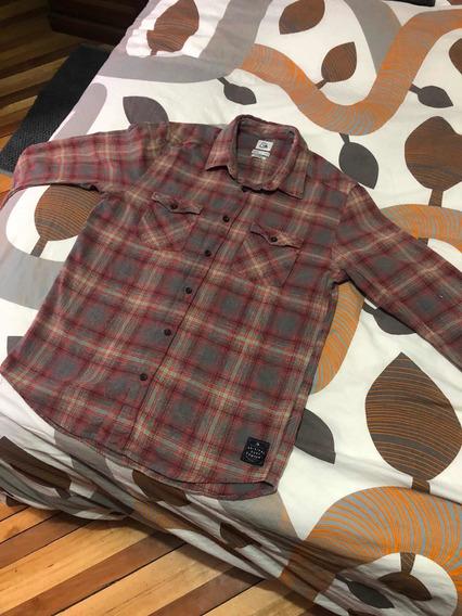 Camisa Marca Quiksilver 100% Original Talla S