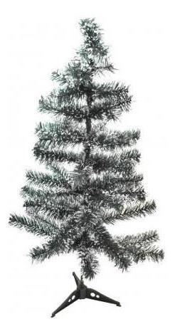 Arbol Navidad Nevado Verde Altura 180cm
