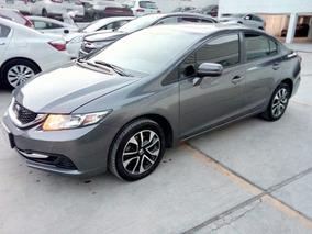Honda Civic 1.8 Ex Sedan L4 At 2015