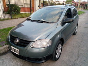 Volkswagen Suran 1.6 I Trendline 80b 2009
