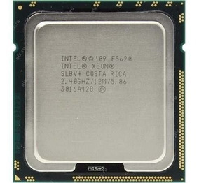 Intel Xeon E5620 2.40ghz Z800 Dl380 G7 T410 R710 T7500