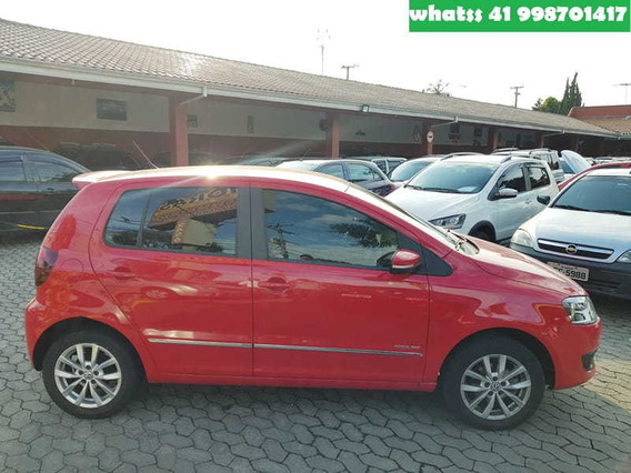 Volkswagen Fox 1.6 Highline Gii 2014