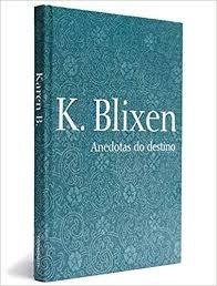 Livro Anedotas Do Destino K. Blixen