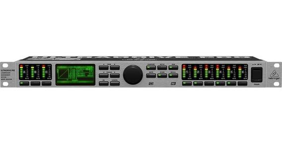 Crossover Digital Behringer Ultradrive Pro Dcx2496