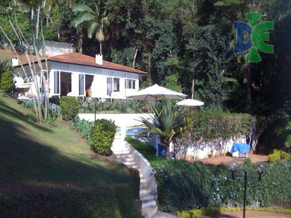 Chácara Com 4 Dormitórios À Venda, 4240 M² Por R$ 1.835.000,00 - Chácaras Condomínio Recanto Pássaros Ii - Jacareí/sp - Ch0014