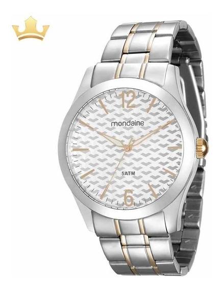 Relógio Mondaine Unissex 78713mpmvba3 Com Nf